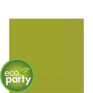 Eco-Friendly Avocado Lunch Napkins 50ct