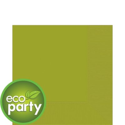 Eco Friendly Avocado Lunch Napkins 50ct