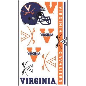 Virginia Cavaliers Tattoos 7ct