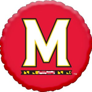 Maryland Terrapins Balloon