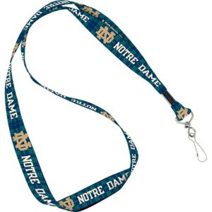 Notre Dame Fighting Irish Lanyard