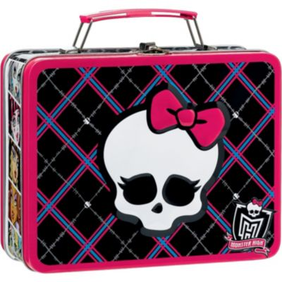 Monster High Tin Box