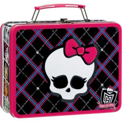 Monster High Tin Box