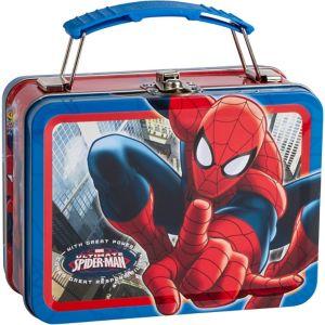 Mini Spider-Man Tin Box