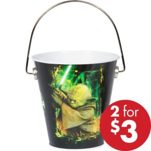 Star Wars Metal Pail