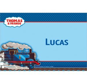 Custom Thomas the Tank Engine Thank You Notes