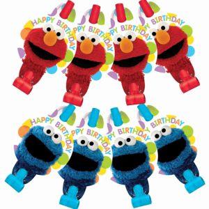 Sesame Street Blowouts 8ct