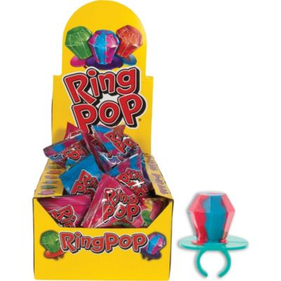 Topps Ring Pops 24ct