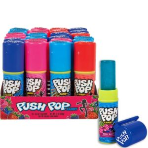 Topps Push Pops 24ct