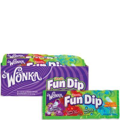 Wonka Fun Dip 3.37lb