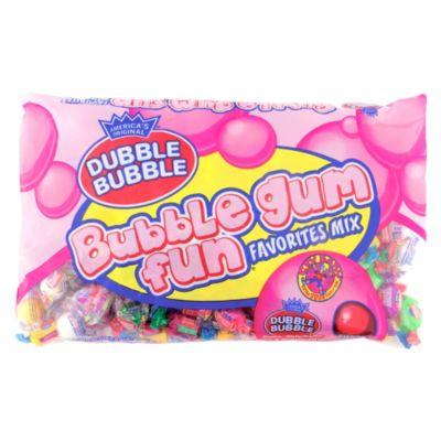 Dubble Bubble Fun Favorites Mix 30oz Bag