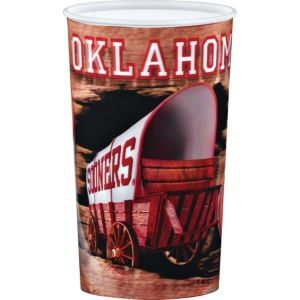 Oklahoma Sooners 3D Cup