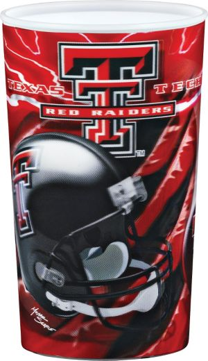 Texas Tech Red Raiders 3D Cup
