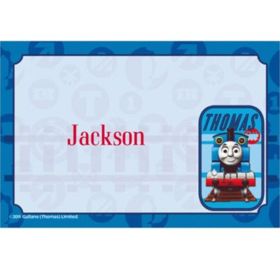 Custom Thomas the Train Thank You Notes