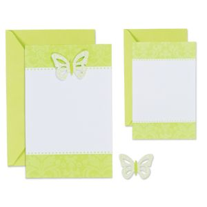 Honeydew Printable Invitations Kit 12ct
