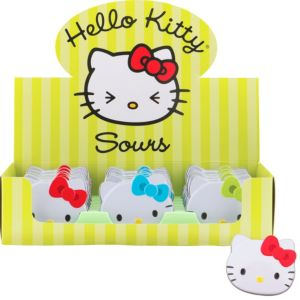 Hello Kitty Sours Candy Tins 18ct