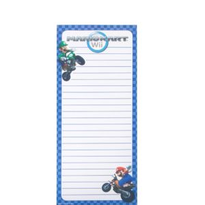 Super Mario List Pad