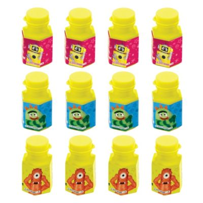 Yo Gabba Gabba! Mini Bubbles 12ct