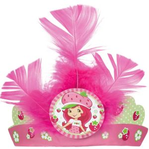 Strawberry Shortcake Tiara 7 1/2in