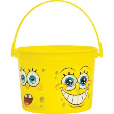 SpongeBob Favor Container 4 1/2in