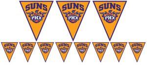 Phoenix Suns Pennant Banner