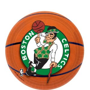 Boston Celtics Dessert Plates 8ct