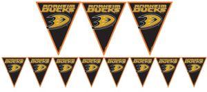 Anaheim Ducks Pennant Banner