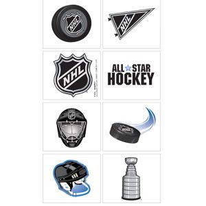 NHL Tattoos 8ct