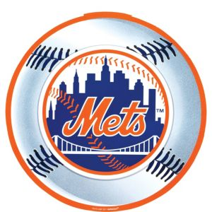New York Mets Cutout