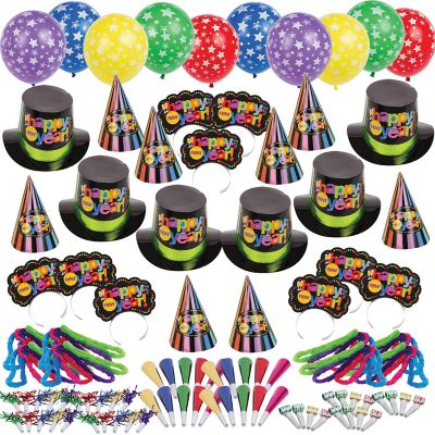 Kit For 200 - Bright Star New Years Party Kit
