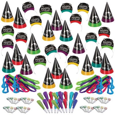 Kit For 200 - Simply Stated New Years Party Kit