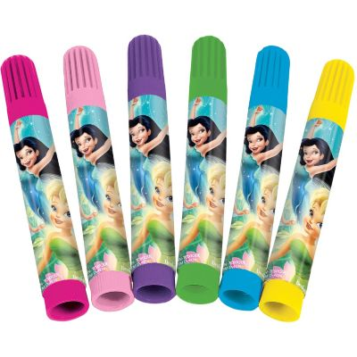 Disney Fairies Markers 6ct
