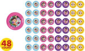 Dora the Explorer Mini Discs 48ct