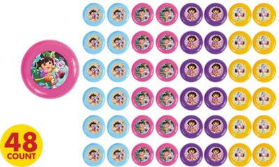 Dora the Explorer Mini Discs 48ct