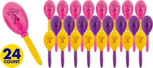 Dora the Explorer Mini Maracas 24ct