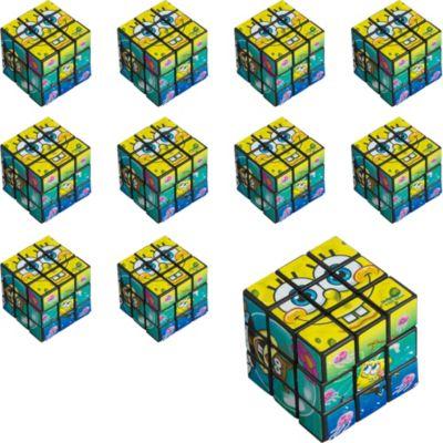 SpongeBob Puzzle Cubes 24ct