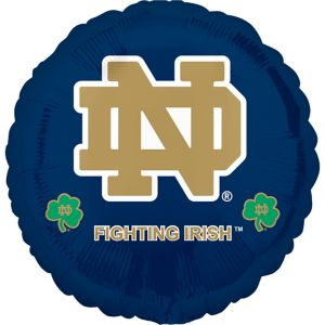Notre Dame Fighting Irish Balloon