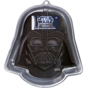 Star Wars Darth Vader Cake Pan 12in