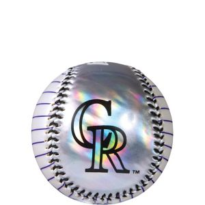 Colorado Rockies Soft Strike Baseball