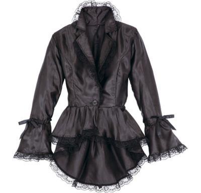 Adult Romantic Gothic Jacket
