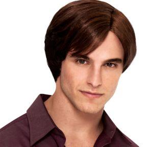 Charming Prince Brown Wig