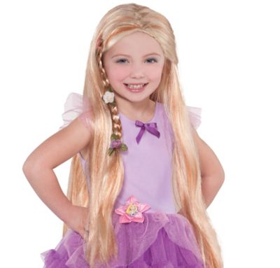 Child Rapunzel Wig