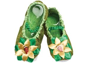 Princess Tiana Slipper Shoes