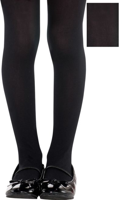 Toddler Black Tights