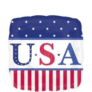 Patriotic Balloon - American Classic