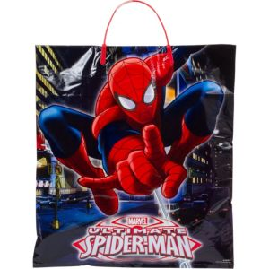 Spider-Man Trick or Treat Bag