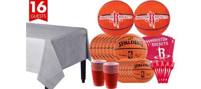 Houston Rockets Basic Fan Kit