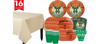 Milwaukee Bucks Basic Fan Kit
