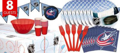 Columbus Blue Jackets Fan Kit