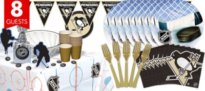 Pittsburgh Penguins Fan Kit